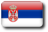Serbia national flag